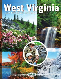 WV Tourism Cover 2009
