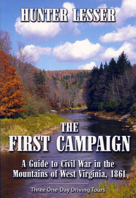 """First Campaign"" book by Hunter Lesser"